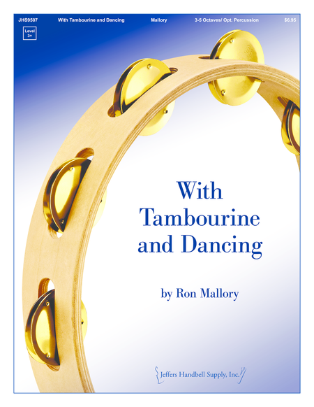 Cover of With Tambourine and Dancing