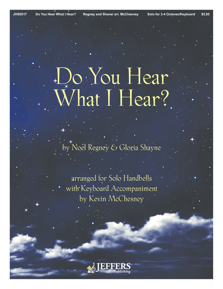 Cover of Do You Hear What I Hear