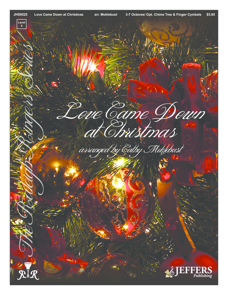 Cover of Love Came Down at Christmas