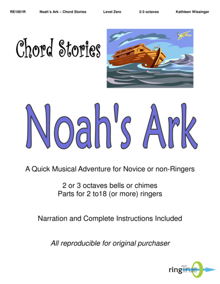 Cover of Noah's Ark