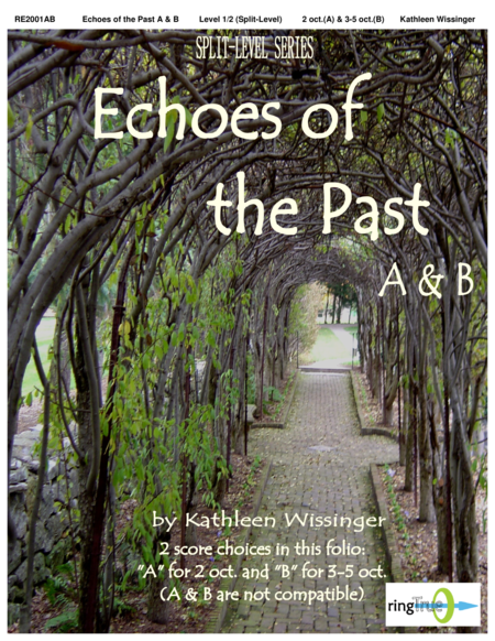 Cover of Echoes of the Past