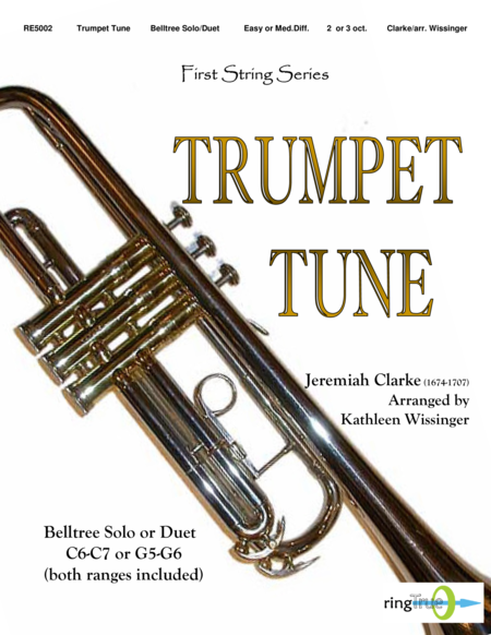 Cover of Trumpet Tune