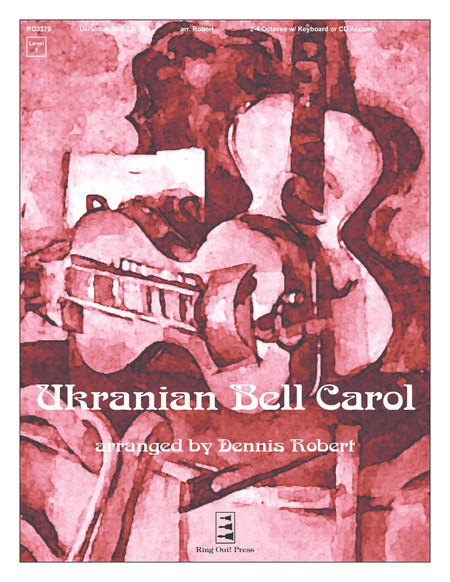 Cover of Ukrainian Bell Carol