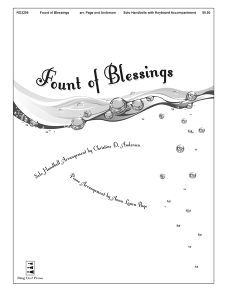 Cover of Fount of Blessings