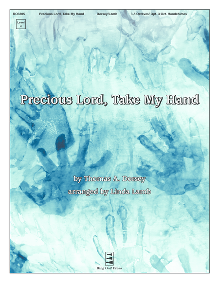 Cover of Precious Lord Take My Hand