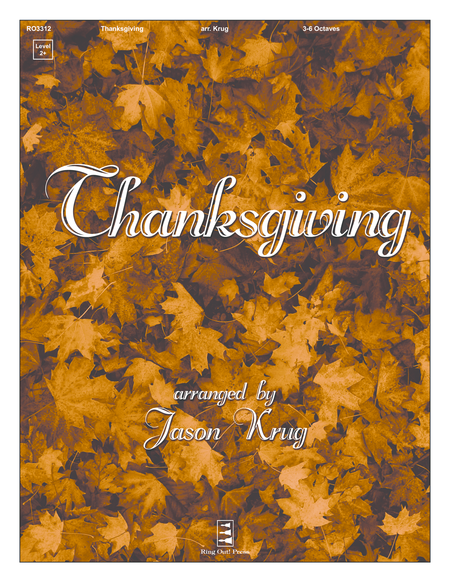 Cover of Thanksgiving