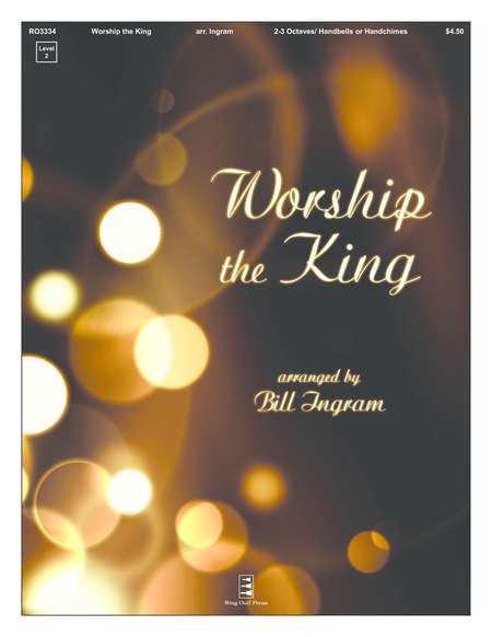 Cover of Worship the King