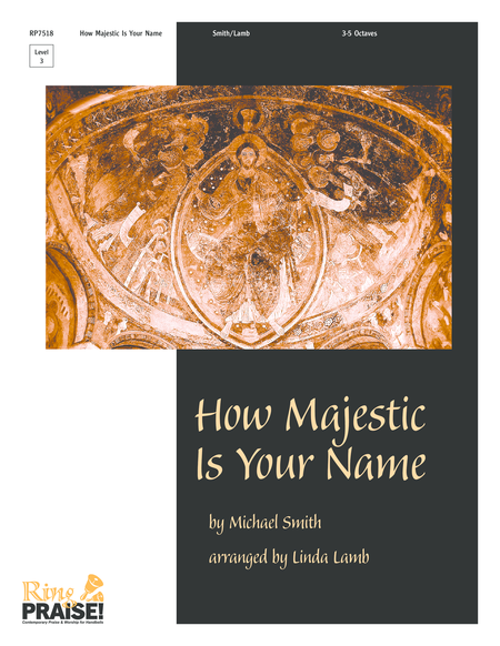 Cover of How Majestic Is Your Name