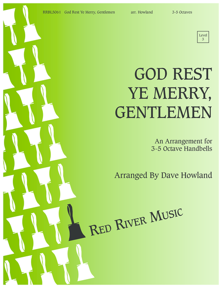 Cover of God Rest Ye Merry Gentlemen