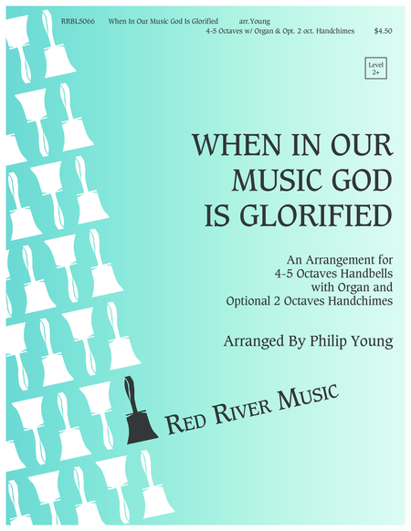 Cover of When In Our Music God Is Glorified