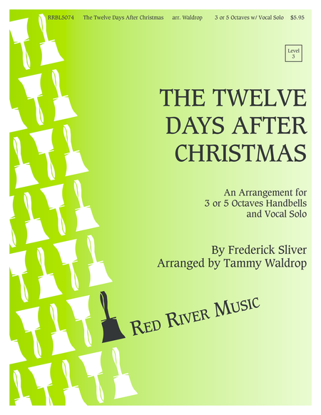 Cover of Twelve Days After Christmas