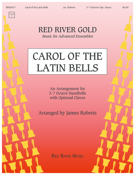 Cover of Carol of the Latin Bells