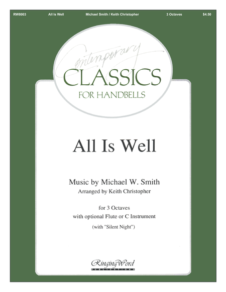 Cover of All Is Well