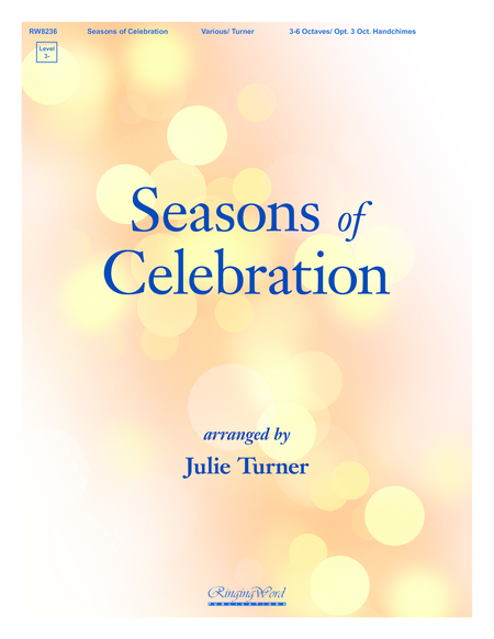 Cover of Seasons of Celebration