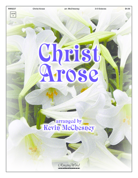 Cover of Christ Arose