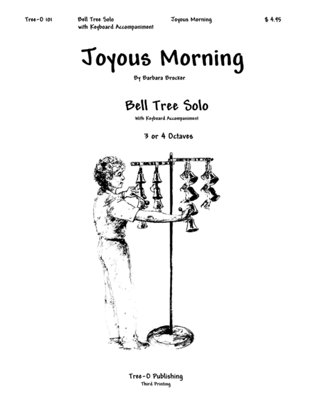 Cover of Joyous Morning