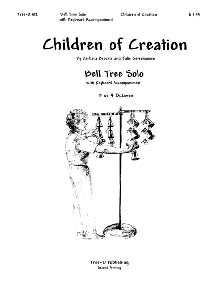 Cover of Children of Creation