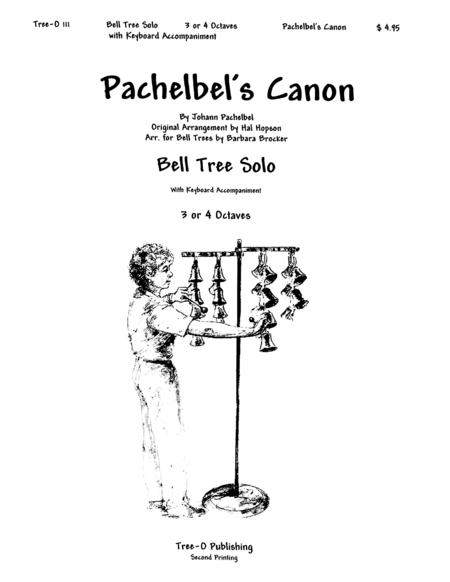 Cover of Pachelbel's Canon
