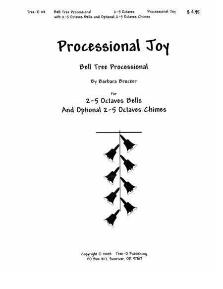 Cover of Processional Joy