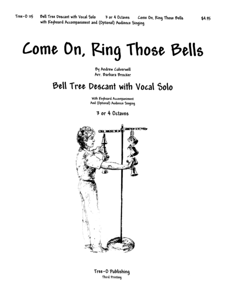 Cover of Come On Ring Those Bells
