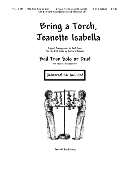 Cover of Bring A Torch Jeanette Isabella