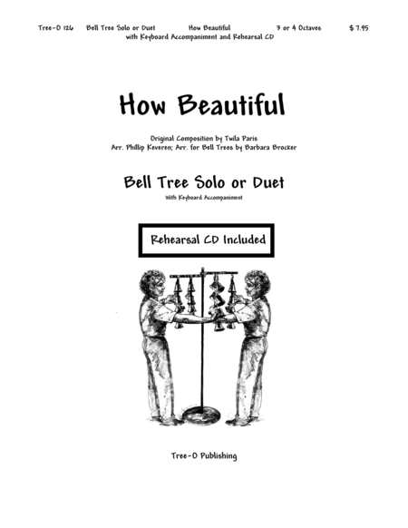 Cover of How Beautiful