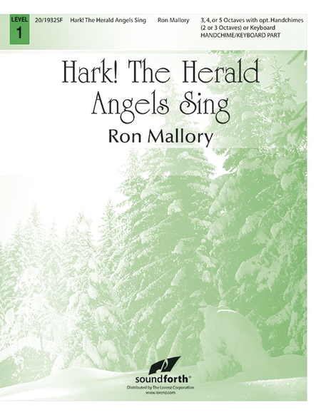 Cover of Hark! the Herald Angels Sing