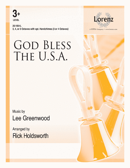 Cover of God Bless The U.S.A.