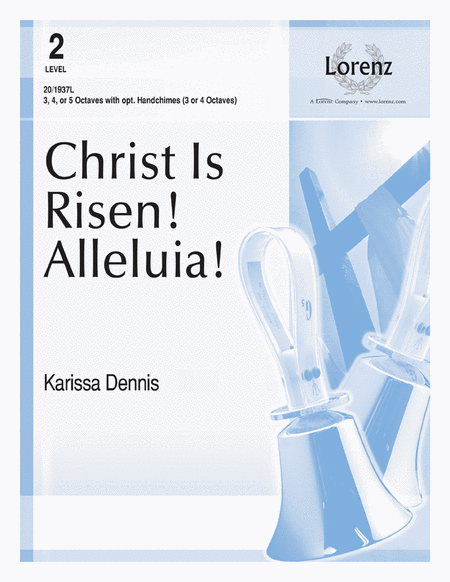 Cover of Christ Is Risen! Alleluia!