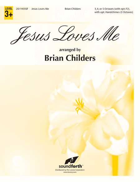 Cover of Jesus Loves Me