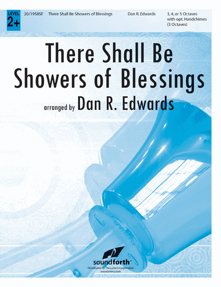 Cover of There Shall Be Showers of Blessings
