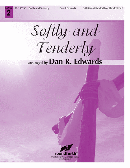 Cover of Softly and Tenderly
