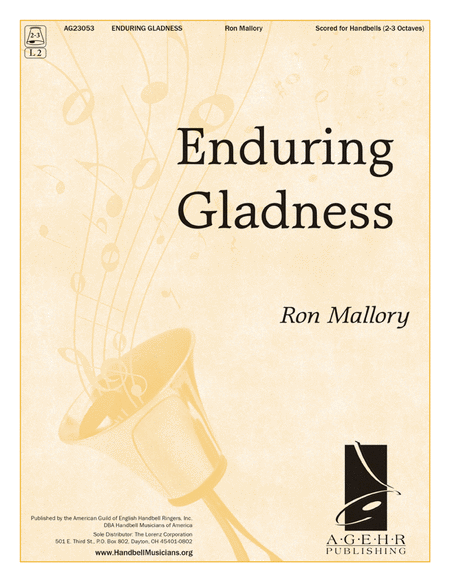 Cover of Enduring Gladness