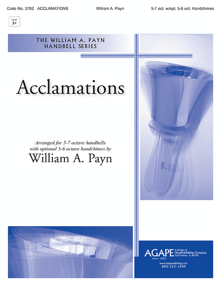Cover of Acclamations