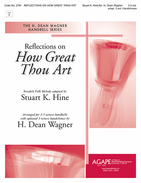 Cover of Reflections on How Great Thou Art