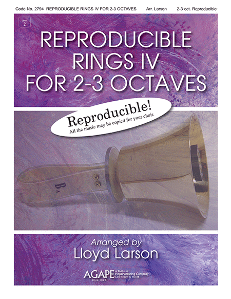 Cover of Reproducible Rings IV