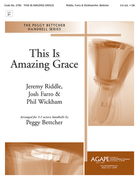 Cover of This is Amazing Grace