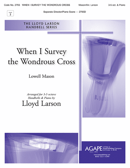 Cover of When I Survey the Wondrous Cross