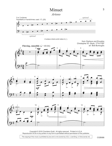 Page 1 of Two Short Classical Pieces