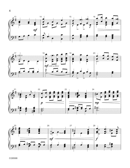 Page 2 of Two Short Classical Pieces