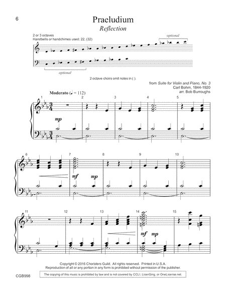 Page 3 of Two Short Classical Pieces