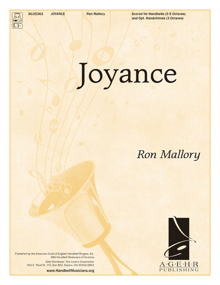 Cover of Joyance