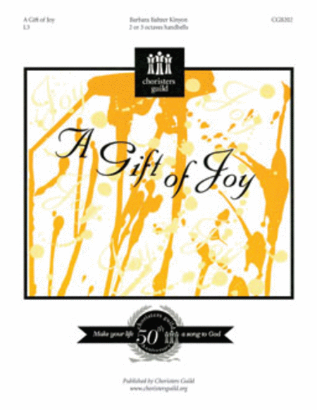 Cover of A Gift Of Joy