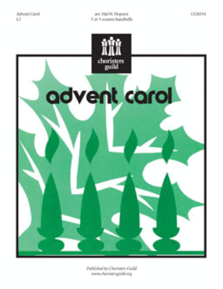 Cover of Advent Carol