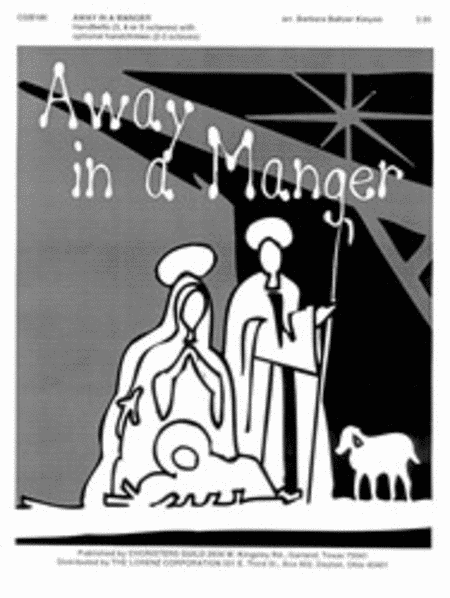 Cover of Away in a Manger