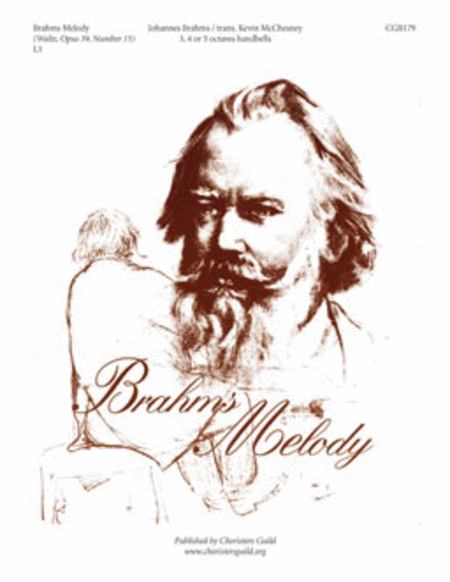 Cover of Brahms Melody