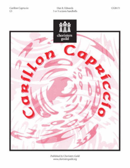 Cover of Carillon Capriccio