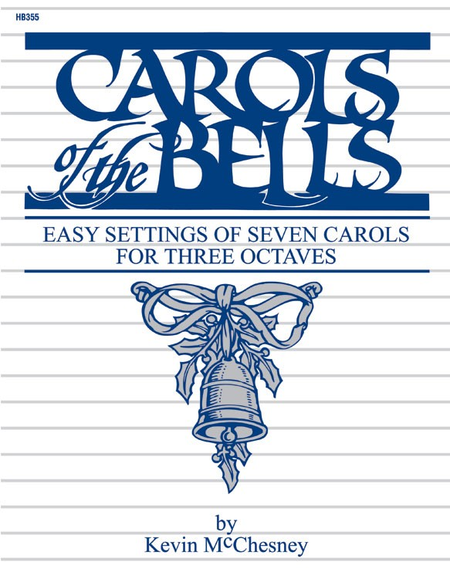 Cover of Carols of the Bells