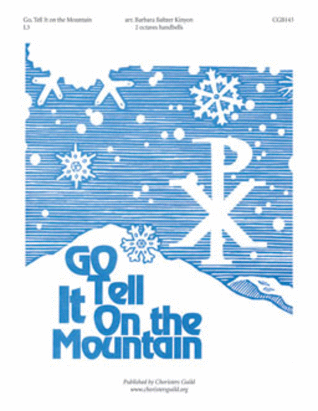 Cover of Go Tell It on the Mountain