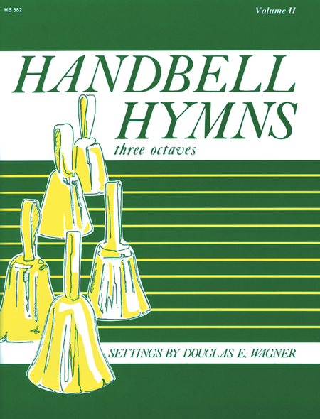 Cover of Handbell Hymns, Vol. 2